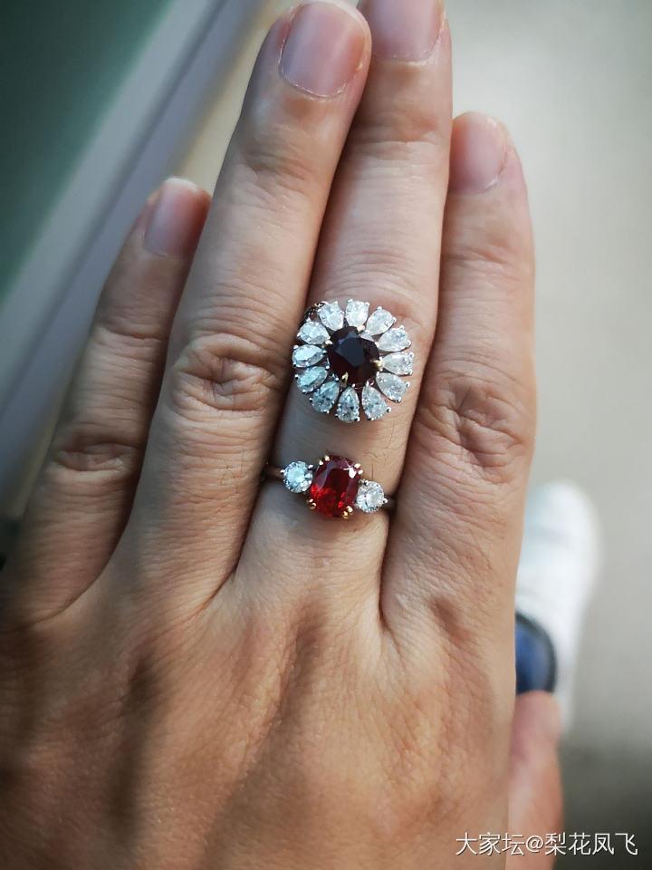 关于霓虹感_名贵宝石