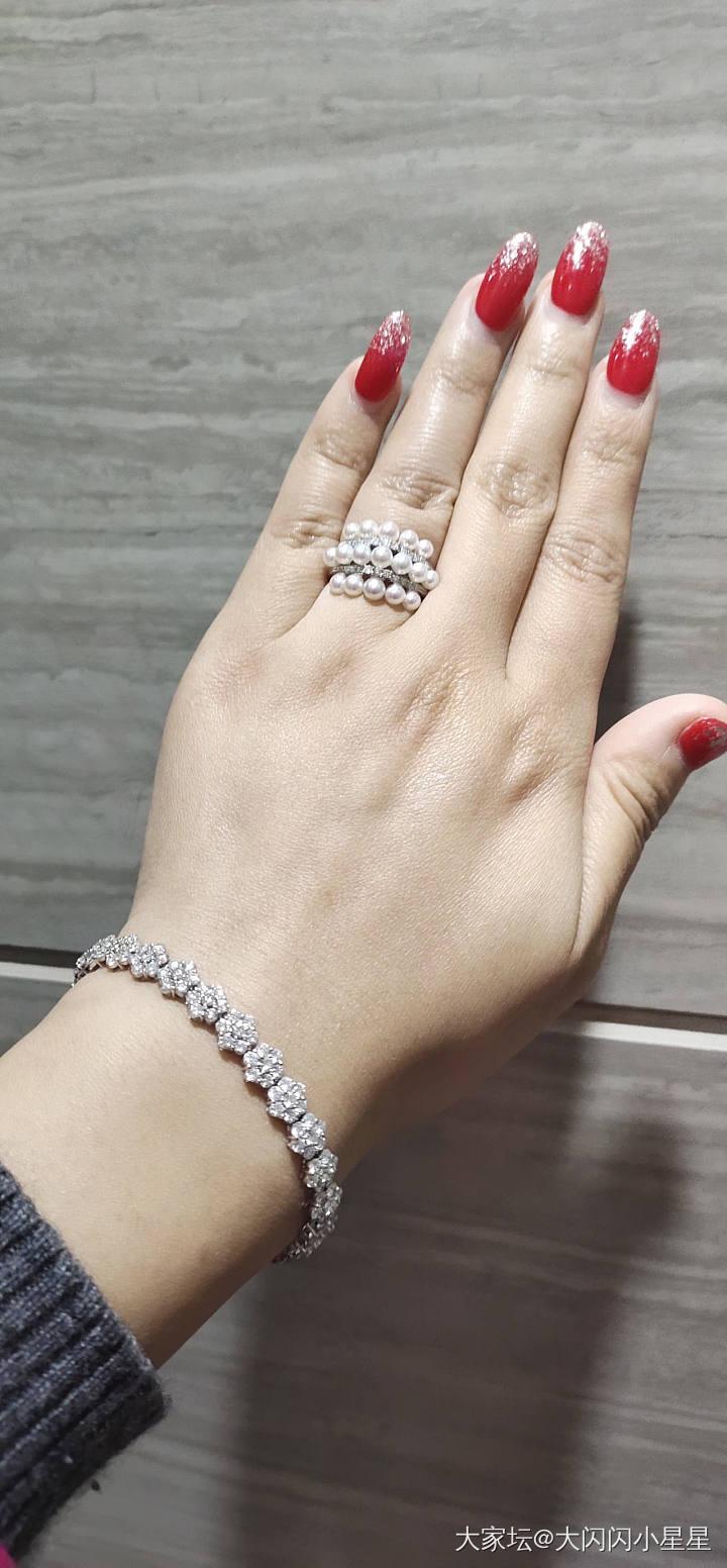 有大目标!降降降!57折出宝石矿工钻石花朵近8克拉豪款手链_名贵宝石