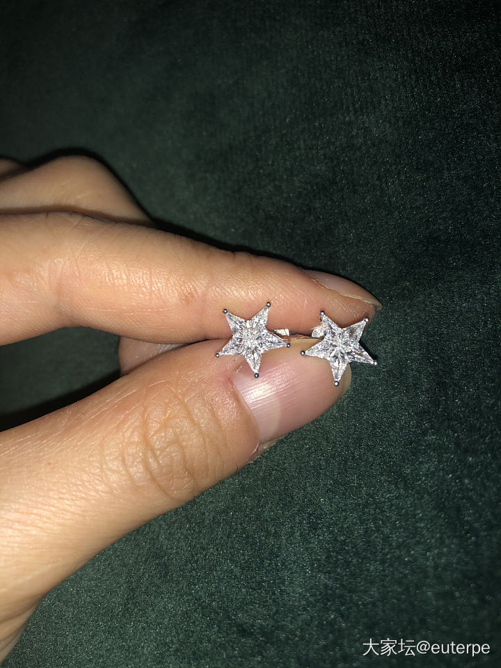 有些商家对镶嵌很有主见😂😂_镶嵌钻石