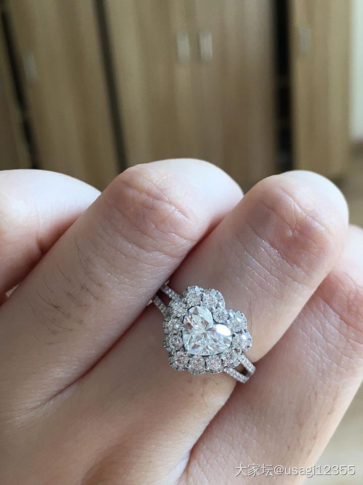 关于钻戒镶嵌_钻石