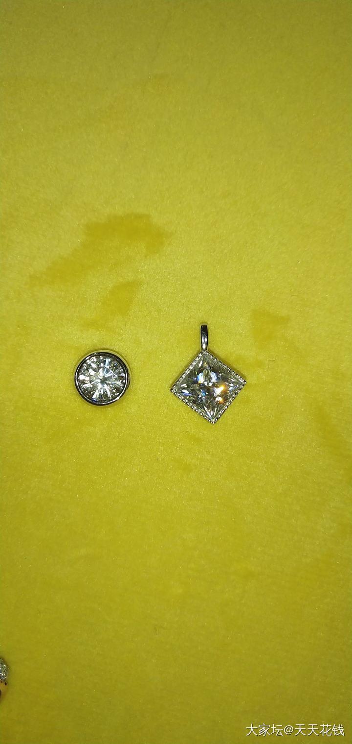 莫桑泡泡和公主方_莫桑石钻石