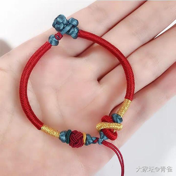 求推荐淘宝的手绳_配件