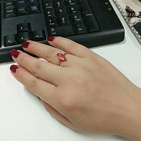红纹石戒指,吊坠