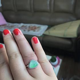 马贝珍珠吊坠 翡翠戒指,珊瑚胸针