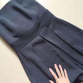 各种面料!持续更新!全新高级西装面料连体短裤抹胸,超有设计感!