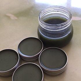 超滋润的野生山茶油base的护手膏