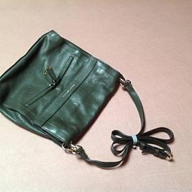 全新意大利COCHINEAL纳帕牛皮/背带可拆卸变手包/优雅别致的五金/个人闲置