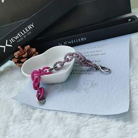 X JEWELLERY 个性DIY银饰手链手串