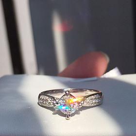 ENZO18k金钻石戒指