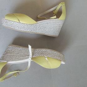 闲置全新真皮鞋子、真丝大围巾、休闲家居服,买2送3