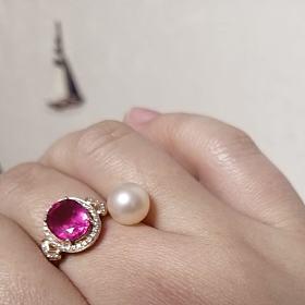 8.3正圆天然淡水珍珠