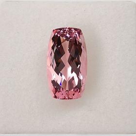深色粉红摩根石 21.65克拉