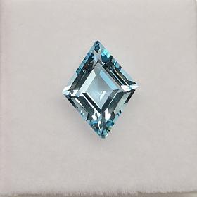 5A色海蓝宝石5.02克拉