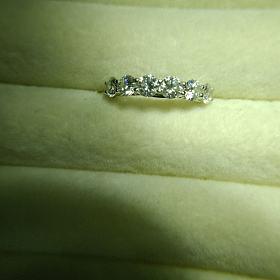钻石大排戒,钻石耳钉
