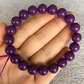 紫云母手串