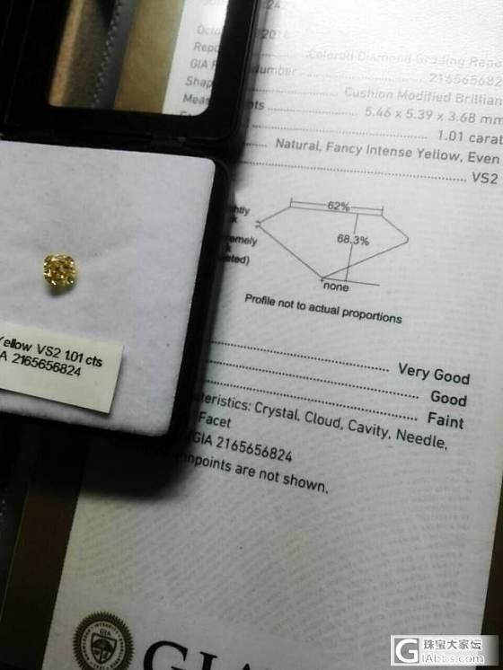 黄钻,雷帝恩形_钻石
