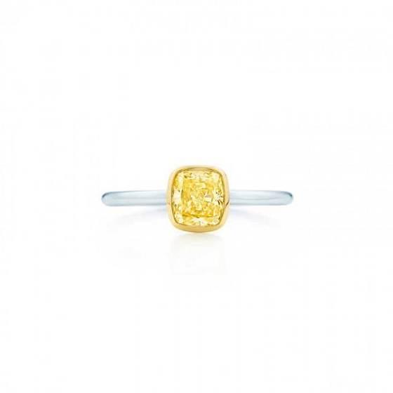 黄色彩钻_宝石