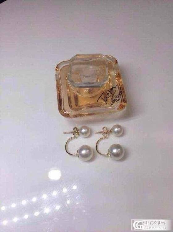 最近迷珍珠,求性价比高的珍珠耳环_有机宝石