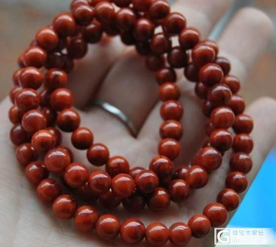 求7MM南红佛珠 半成品也可以 性价比高的_传统玉石