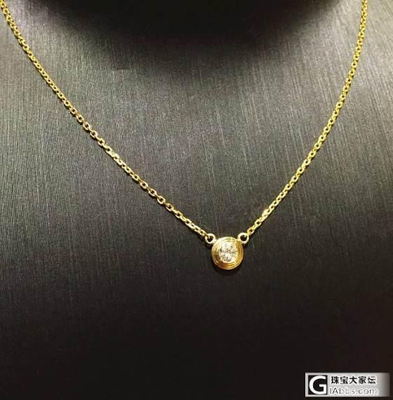 求购钻石锁骨链_珠宝