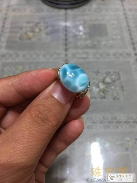 海纹石戒指_海纹石