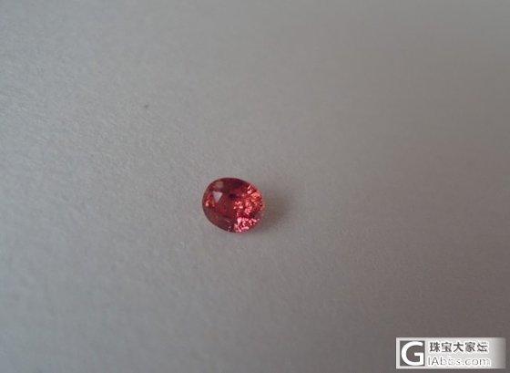 我的第一颗微微微小尖 值得买吗?_尖晶石刻面宝石