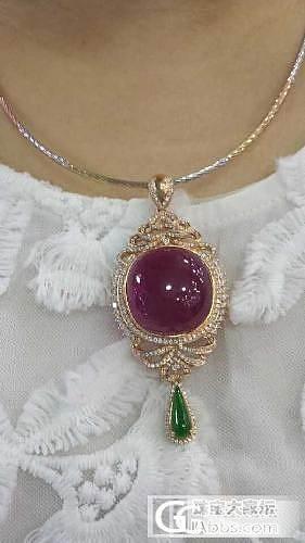 美克拉 新年出货新款抢先看  华丽丽的红蓝宝 碧玺 坦桑 祖母绿_宝石