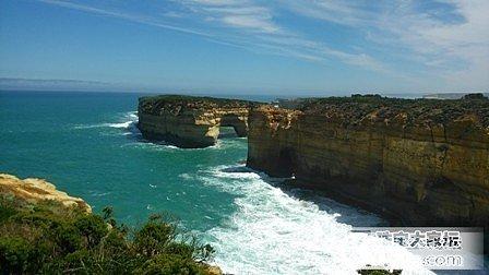 羊年春节游澳大利亚大洋路_旅游摄影
