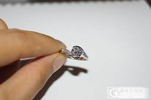 新年圆你克拉梦 GIA 1.02 E VVS13EX N 白富美看过来_钻石