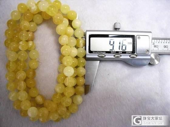 想要个9-10毫米的金绞蜜108佛珠链子_珠宝