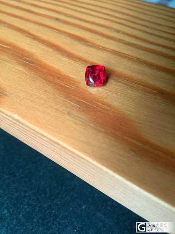 这两个小鸽血如何_刻面宝石红宝石