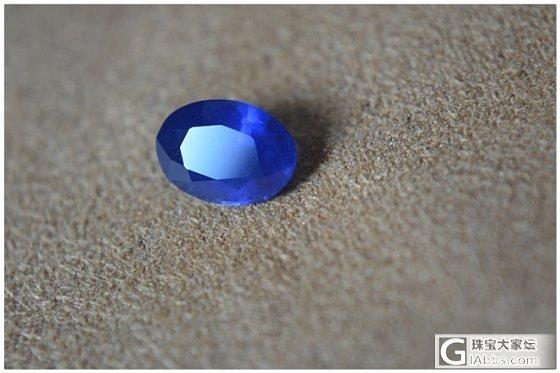 各位大神,小白咨询下这两颗加热蓝宝值得买么?_蓝宝石