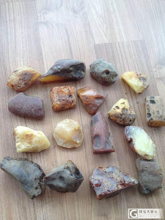 团购乌克兰琥珀原石、蜜蜡桶株_珠宝
