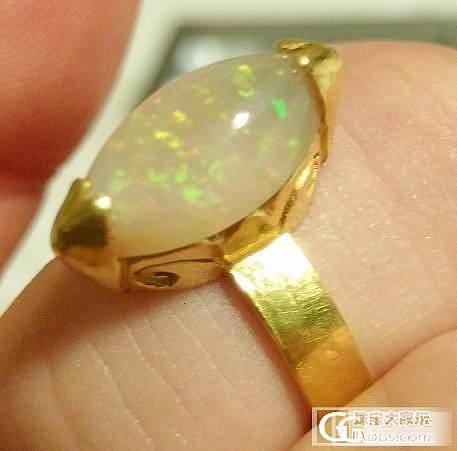 猫武士说宝石(3)——珠宝展看欧泊_欧泊展会