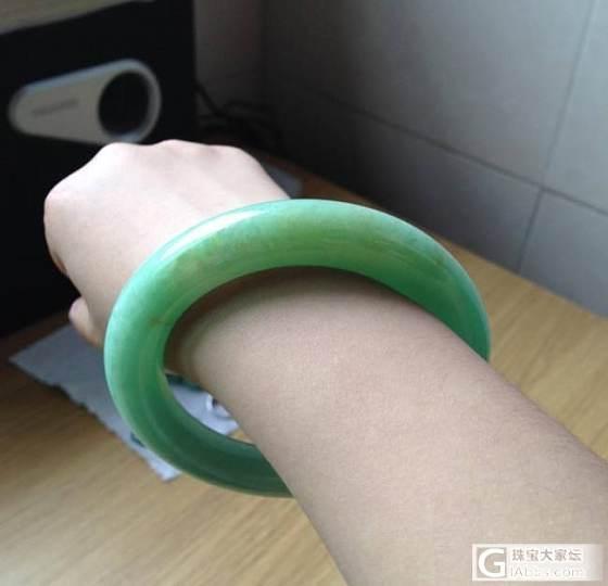 【手机照、视频】甜甜满果绿:肥 圆 条【坛友特惠:3.6万】_翡翠