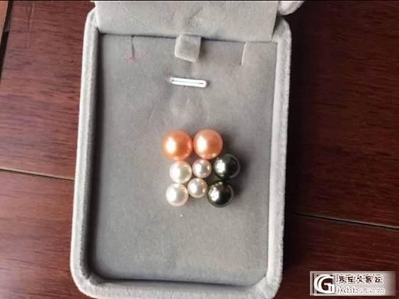 10-10.5mm的正圆无暇淡水珠现在的市价是多少啦?_珍珠