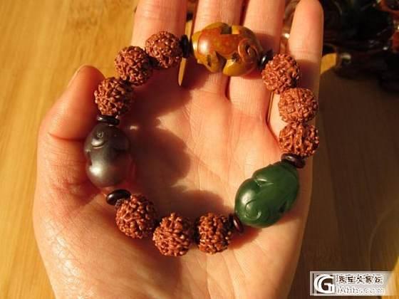 【南红贴】弥勒佛、龙纹、大肚佛、三不猴、观音、孤舟_传统玉石