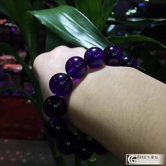 【晶。玺】7.06新货蜜蜡年年有余雕件、南红吊坠、紫水晶手串、18K绿碧玺吊坠_宝石