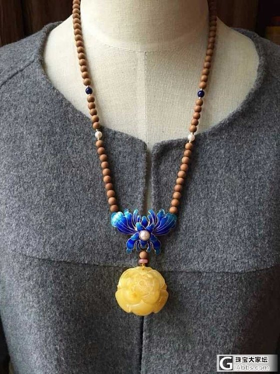 想买一条洋气点的吊坠 不要银子、玉和珍珠的_珠宝