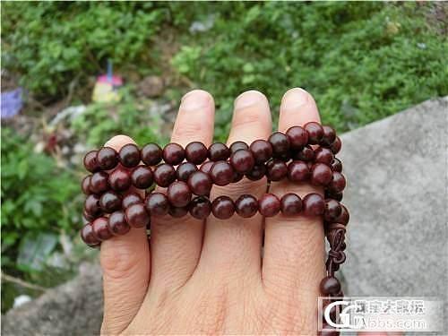 7.07特价出两串7mm×108粒珠子先到先得_珠宝