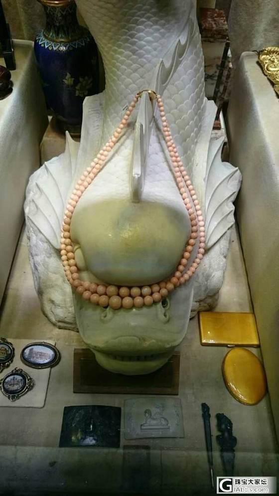 有人喜欢沙丁珊瑚圆珠的么?求人组团_珠宝