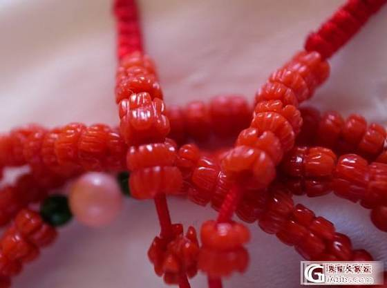 天然颜色阿卡红珊瑚戒面7个,3500元._有机宝石