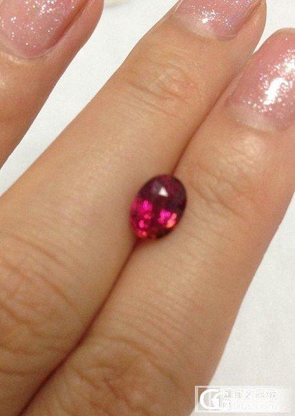 我这一把一把的裸石啊,没个贵的,镶嵌得多少钱啊。尖晶碧玺石榴石刻面红纹欧剥星光_尖晶石刻面宝石