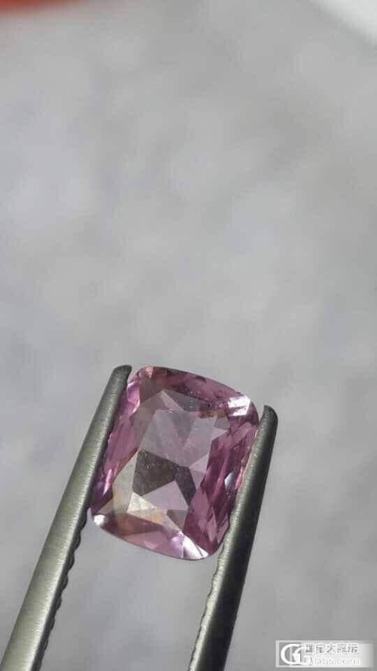 求购紫色的碧玺_宝石