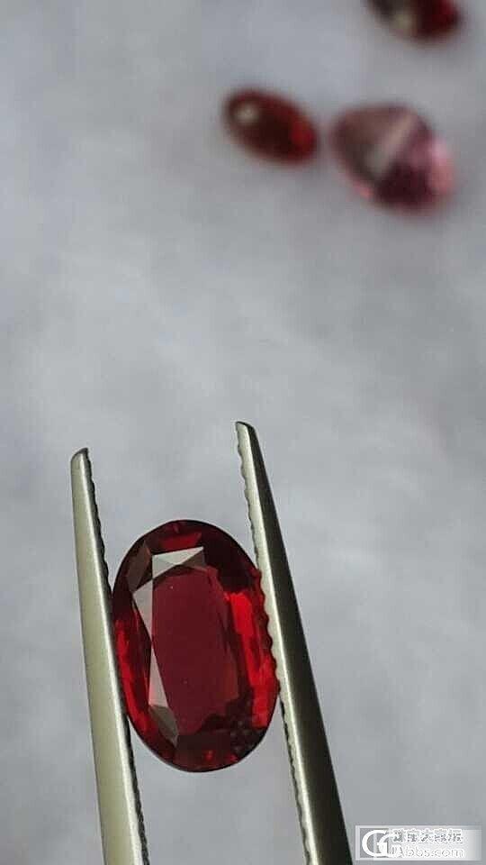 寻2CT,VVDRED,无H,带GRS证红宝一个_名贵宝石