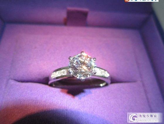 定制T家经典六爪戒指,内圈要不要刻Tiffany的Logo?_钻石