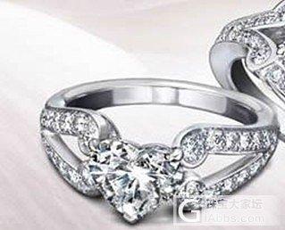 纠结纠结,价格相同的情况下,到底是买圆钻还是心形呢?_钻石