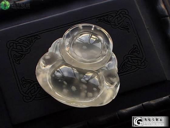 【平生翡翠】   140122027 玻璃种雪花佛公 售价:25000元_平生翡翠