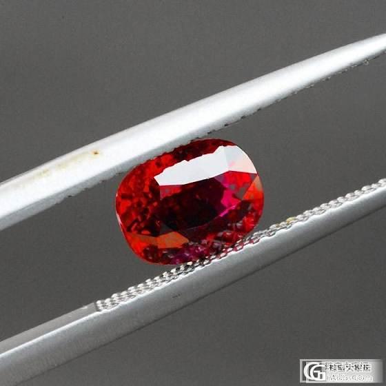 红红火火过新年,无烧红宝少量上新,带国际AIGS证_珠宝