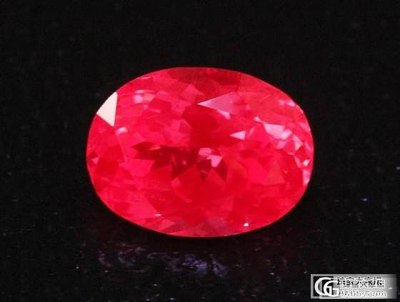找Mahenge的石头真不容易啊_尖晶石刻面宝石